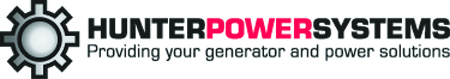 Hunter Power Systems | Generator Sales, Hire & Service Logo